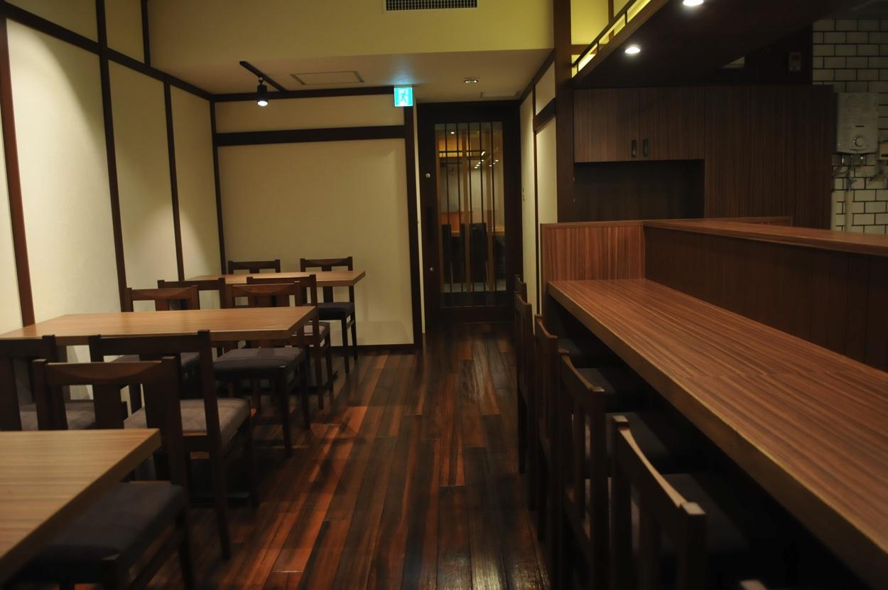 ジョイフル酒肴小路 新装企画店舗 401号室 − 店内