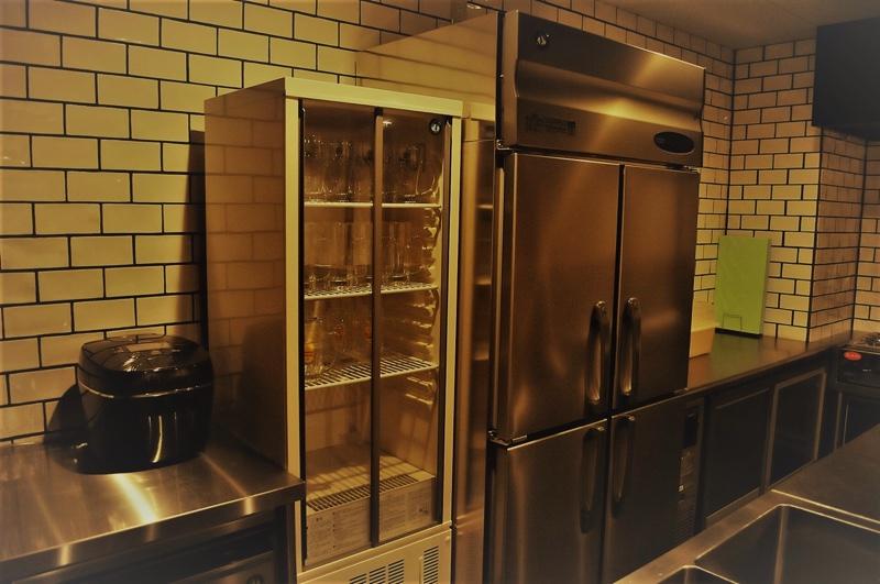 ジョイフル酒肴小路 新装企画店舗 401号室 − 冷蔵ショーケース冷凍冷蔵庫