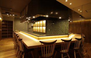 ジョイフル酒肴小路 新装企画店舗 206号室 − 店内カウンター