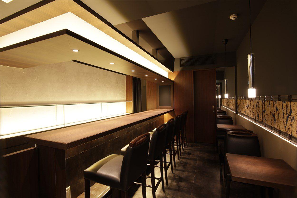 ジョイフル酒肴小路 新装企画店舗 409号室 − 店内