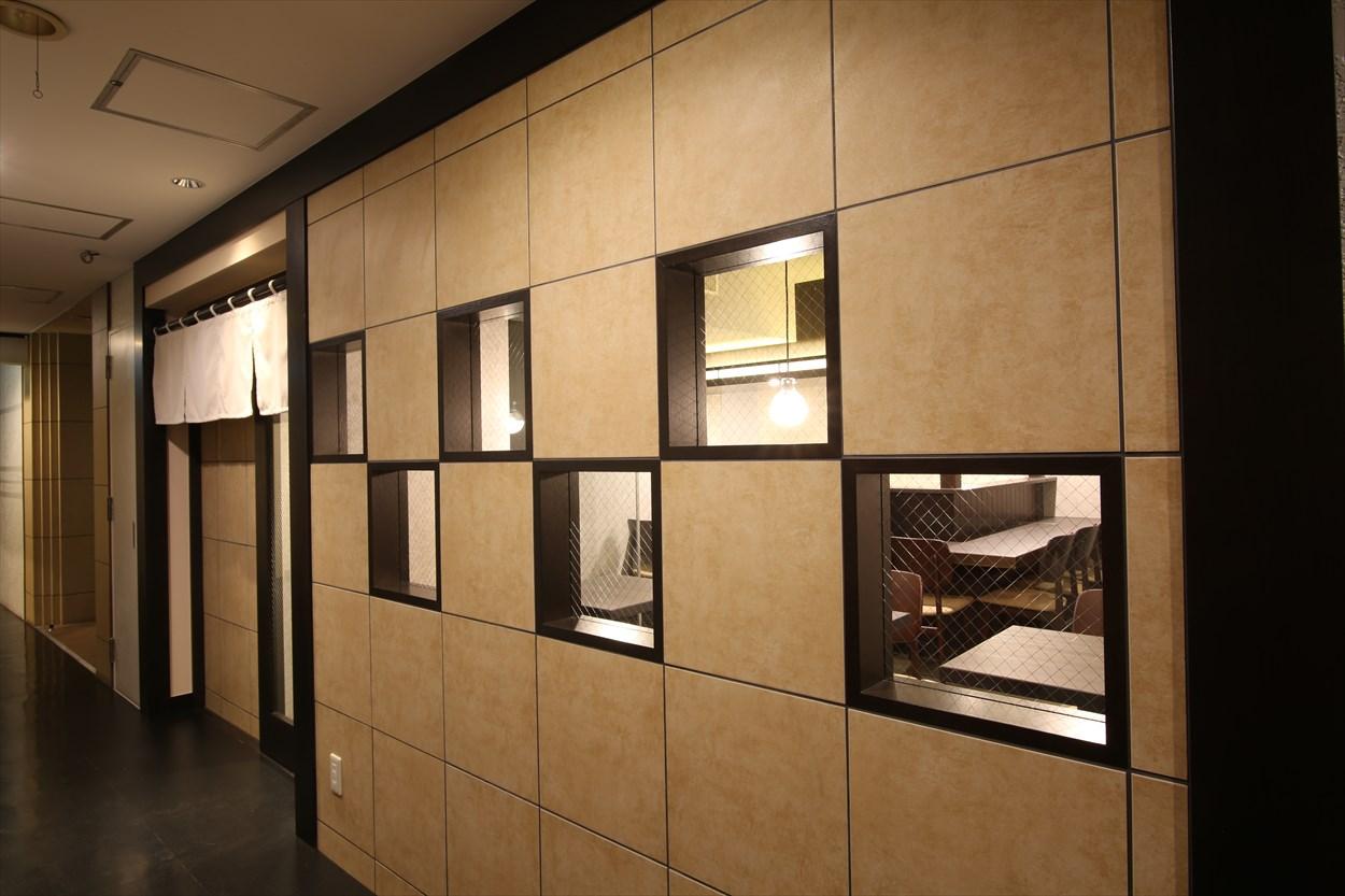 ジョイフル酒肴小路 新装企画店舗 507号室 − 入口