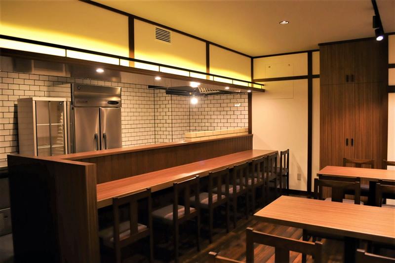 札幌 ジョイフル酒肴小路 企画店舗内装 10