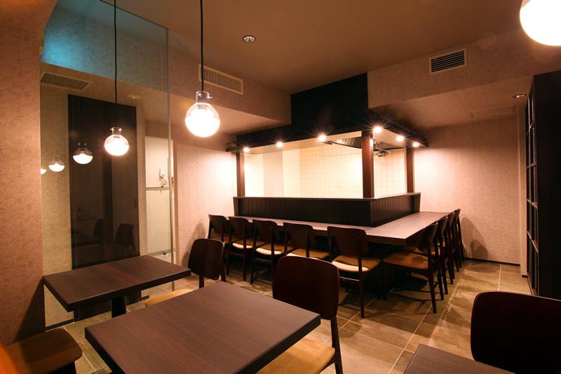 札幌 ジョイフル酒肴小路 企画店舗内装 7