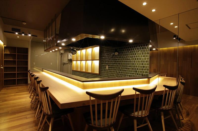 札幌 ジョイフル酒肴小路 企画店舗内装 8