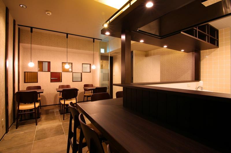 札幌 ジョイフル酒肴小路 企画店舗内装 9