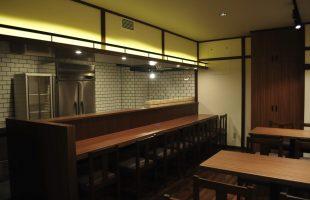 ジョイフル酒肴小路 新装企画店舗 401号室 − 店内カウンター