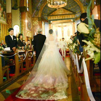 サレジオ教会式プラン:イメージ