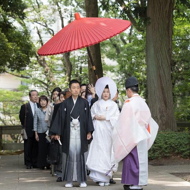 神社結婚式:イメージ