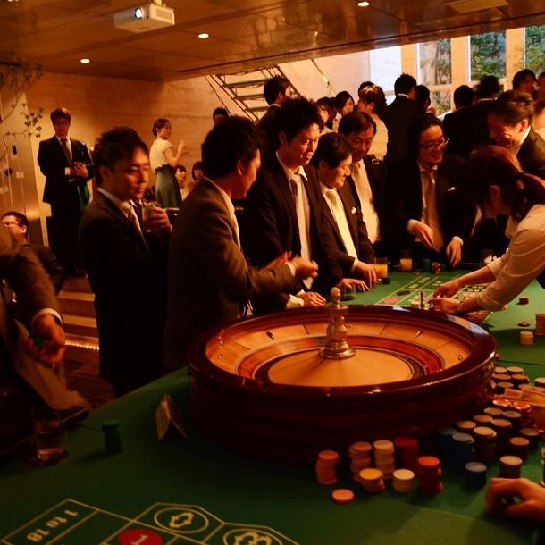 カジノパーティ:イメージ